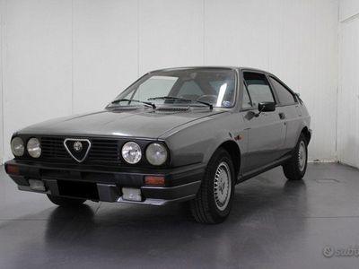 usata Alfa Romeo Sprint 1-.3 ASI - 1988