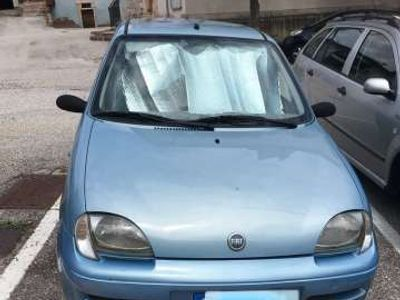 begagnad Fiat Seicento 1.1i cat Active