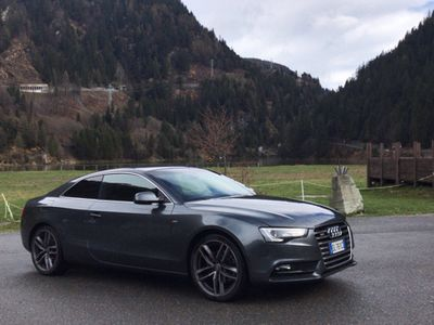 used Audi A5 coupè s-Line