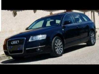 brugt Audi A6 station 2000 diesel 140 CV
