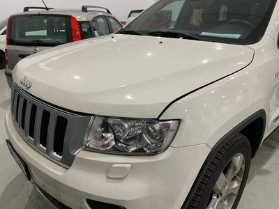 usata Jeep Grand Cherokee 3.0 CRD 190 CV Limited Tech