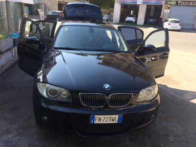 usata BMW 120 d automatico full optional m sport