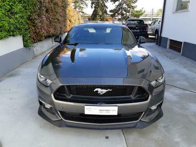 gebraucht Ford Mustang GT Fastback 5.0 V8 TiVCT - Autom. - Washinton Grey