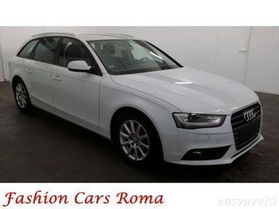 usata Audi A4 Avant 2.0 TDI 150 CV multitronic / NAVI / XENO