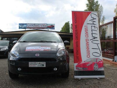 usata Fiat Punto 1.4 8V 5 porte Natural Power Stree