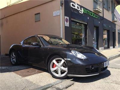 usata Porsche Cayman 3.4 S Usato