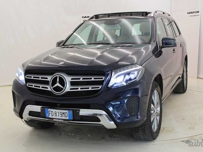 usado Mercedes GLS350 Sport 4matic auto