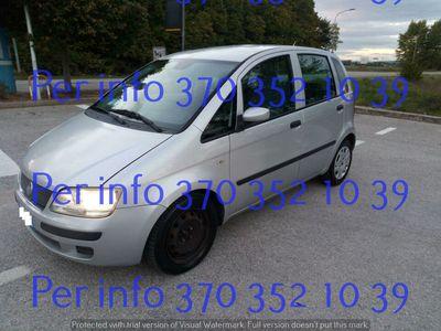 usata Fiat Idea 1.3 multijet full opt. NEOPAT. pochi km