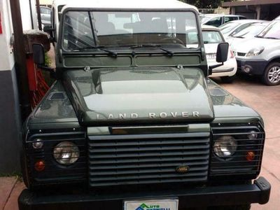 used Land Rover Defender -
