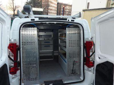 used Fiat Scudo 2.0 130cv sx fine 2013 attrezzato officina