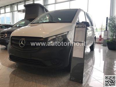 gebraucht Mercedes Vito VAN VITO116 CDI Mixto Compact