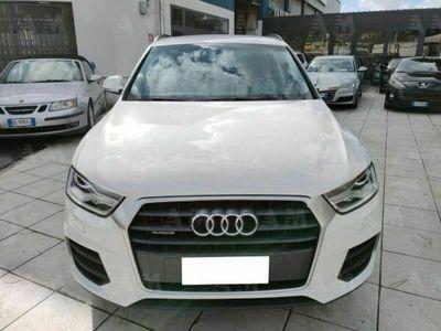 usata Audi Q3 2.0 TDI Quattro 184 CV S Tronic Navi Business