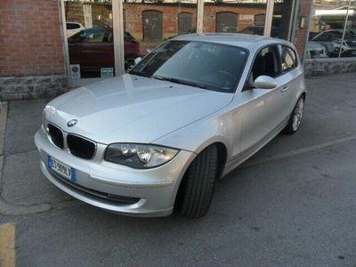usata BMW 120 D cat 3 porte