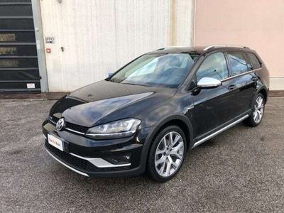 usata VW Golf Alltrack Variant 2.0 TDI 4MOTION Executive BMT