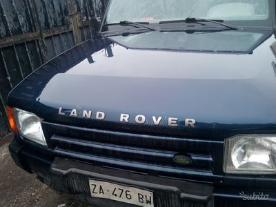 used Land Rover Discovery 1ª serie - 1998