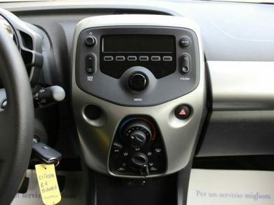 usata Citroën C1 VTi 72 S&S 3 porte Live