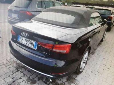 usata Audi A3 Cabriolet 1ª serie 1.6 TDI 116 CV Sport