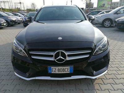usado Mercedes C250 BlueTEC S.W. 4Matic Automatic Exec