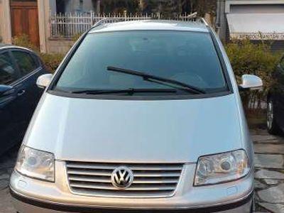 usata VW Sharan 1.9 TDI/115 CV cat 4motion Sportline