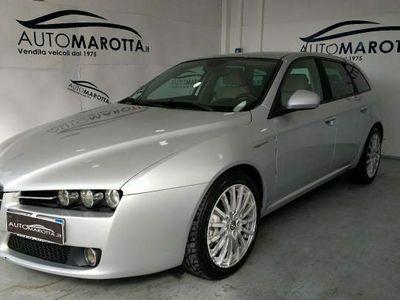 usata Alfa Romeo 159 1.9 JTDm 16V SW Distinctive VOLANO+FRIZONE NUOVI