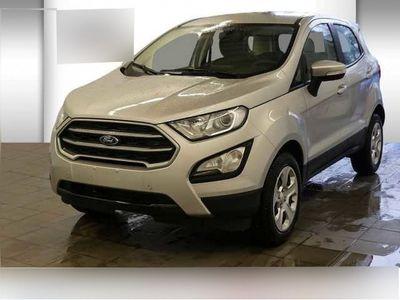 brugt Ford Ecosport Trend 100ps /easy Driver Pkt/ Winter Pkt/ Cool&sound Pkt/allwetterreifen