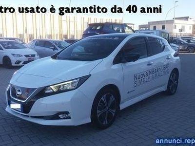 used Nissan Leaf Tekna 40 kw, batterie di proprietà