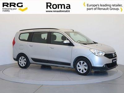 usata Dacia Lodgy 1.5 dCi 8V 110CV Start&Stop 7 posti SS Lauréate Family