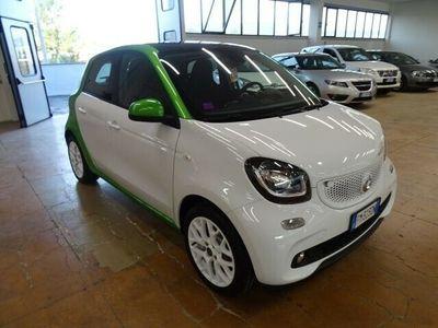usata Smart ForFour Electric Drive Passion