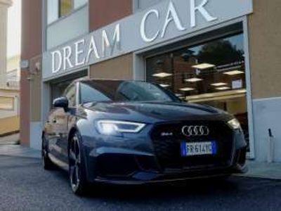 usata Audi RS3 SPB 2.5 TFSI quattro S tronic-Virtual-Pano-FULL!