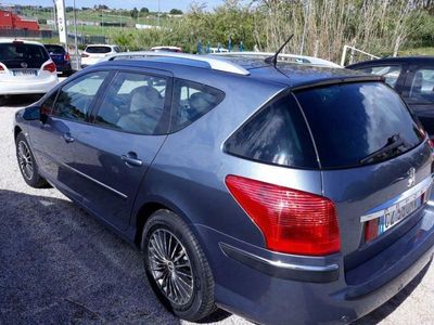 second-hand Peugeot 407 -