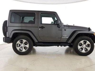 usata Jeep Wrangler my18 Sahara auto 2.8 crd