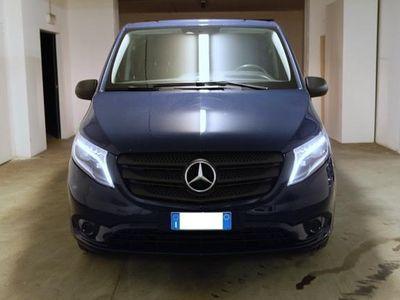 begagnad Mercedes Vito 2.2 114 CDI PC-SL Mixto Long iva escl