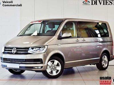 brugt VW Multivan 2.0 TDI 150CV Comfortline nuova a Torino