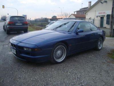 brugt BMW 840 Serie 8 (E31) automatica Ci Individual