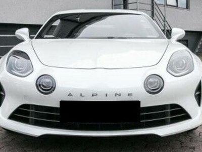 używany Renault Alpine A110 A110 Premiere Edition LED Navi