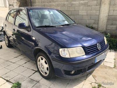 usata VW Polo 1.4 td - anno 2002