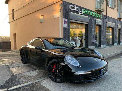 usata Porsche 911 TETTO, BOOK SERVICE, CHRONO, SCARICHI ETC