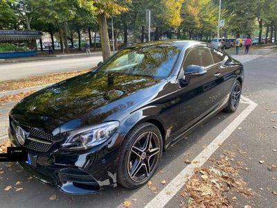 usata Mercedes C300 d Auto 4Matic Coupé Premium
