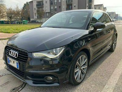 usata Audi A1 s-Line 1.6 90cv per neopatentati 2013