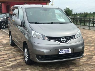 używany Nissan Evalia NV200 1.5 dCi 110CV Combi