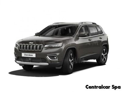 used Jeep Cherokee 2.2 Mjt AWD Active Drive I Limited
