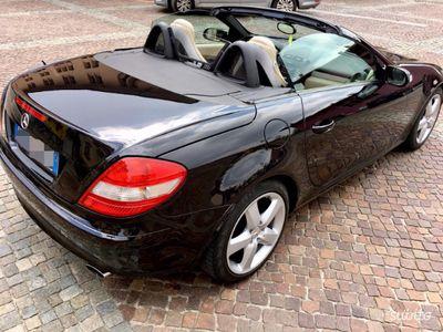 gebraucht Mercedes SLK200 - 2006
