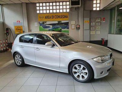 usata BMW 120 120 d cat 5 porte Futura