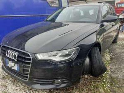 usata Audi A6 Avant 2.0 TDI 177 CV multi. Business da riparare Diesel