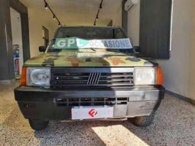 usata Fiat Panda 4x4 1100 i.e. cat Trekking Benzina