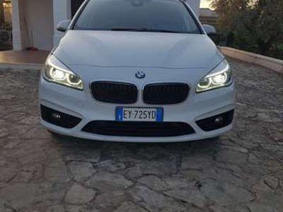 usata BMW 220 Active Tourer Serie 2 A.T. (F45) Sport