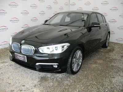 usata BMW 116 Serie 1 (F20) d 5p. Urban Aut.