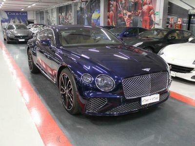 usata Bentley Continental GT Mulliner Driving Specs