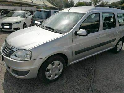 usata Dacia Logan MCV Logan1.5 dCi 90CV 5 posti Blackline
