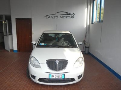 usata Lancia Ypsilon 1.2 Argento IMPIANTO A GPL!!!